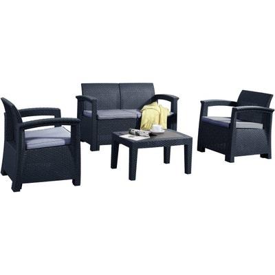 Ensemble table, chaise de jardin HABITAT ET JARDIN | La Redoute
