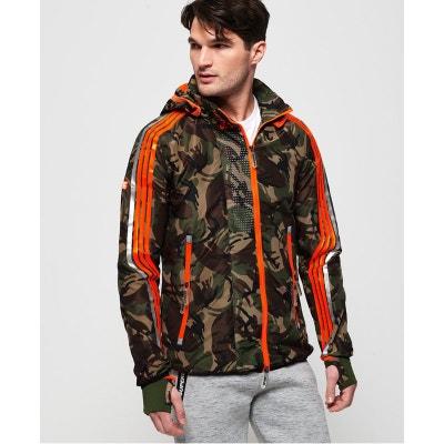 La Veste Redoute Camouflage Solde En r1qtw71