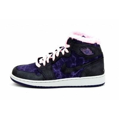 quality design 2881f 7ed22 Basket Nike Air Jordan 1 Retro (GS) - 535804-509 NIKE