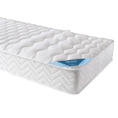 Matras met pocketveren 7 zones, luxe stevig comfort Matras met pocketveren 7 zones, luxe stevig comfort REVERIE