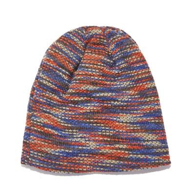 Bonnet multicolore LA REDOUTE COLLECTIONS. Soldes 3f6cf4ba650