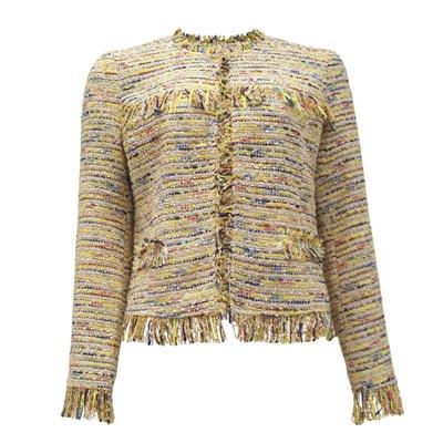 Veste tweed femme | La Redoute