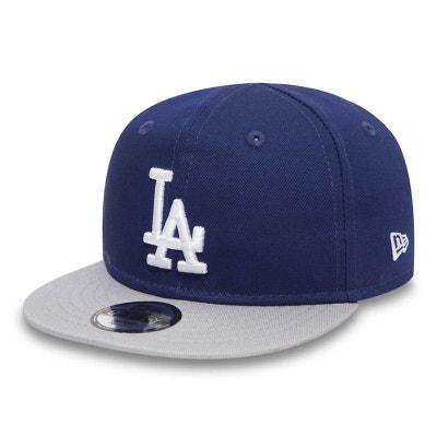LA Dodgers oliv New Era 9Fifty Snapback Baby Infant Cap