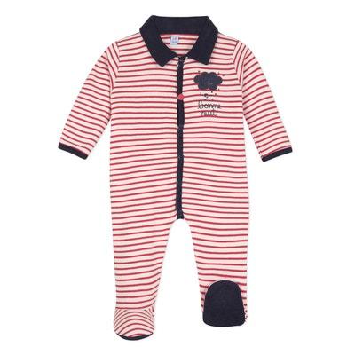 4644d251bbff4 Pyjama rayé 3-12 mois Pyjama rayé 3-12 mois ABSORBA