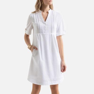 la redoute femme robe en lin