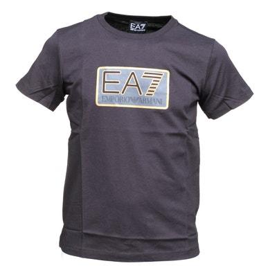 05c5576ecb3 Tee Shirt logotypé EMPORIO ARMANI EA7