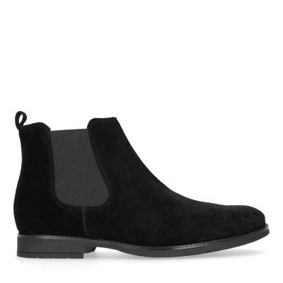205c266f8da Chelsea boots en daim Chelsea boots en daim SACHA