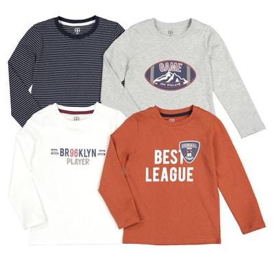 6d45d8aa605d1 Tee shirt, polo garçon - Vêtements enfant 3-16 ans en solde   La Redoute