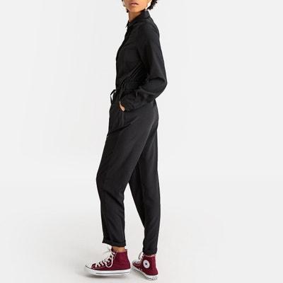 ce690346cd9 Slim jumpsuit met korte mouwen LA REDOUTE COLLECTIONS