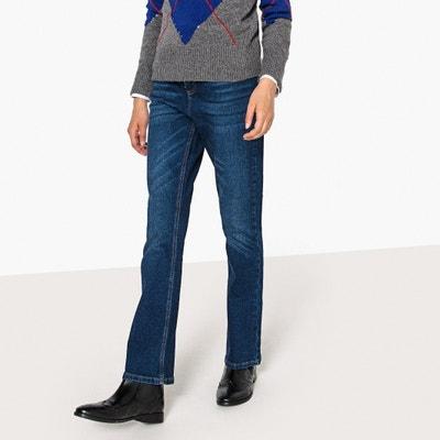 Jeans Bootcut, ausgestelltes Bein Damen   La Redoute