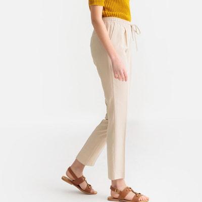 Pantalon fluide noeud  dea367188fe