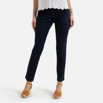 Skinny jeans, elastische tailleband Skinny jeans, elastische tailleband ANNE WEYBURN