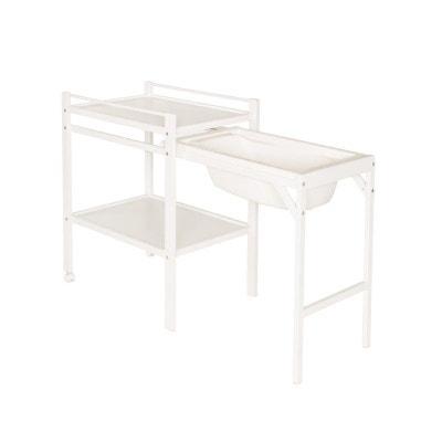 table a langer avec baignoire la redoute. Black Bedroom Furniture Sets. Home Design Ideas