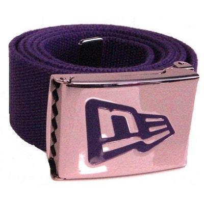 Ceinture réglable OS Canvas Belt - Deep Purple - Ceinture réglable OS  Canvas Belt - 95f76cd0e9a