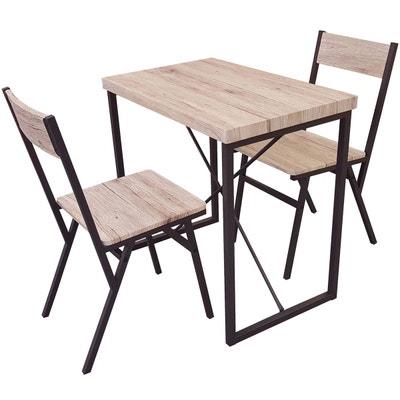 Table Haute Avec Chaises Dock