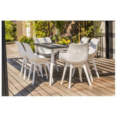 Salon de jardin - Table, chaises (page 18) | La Redoute