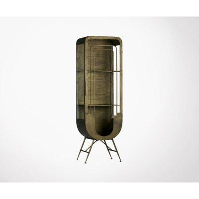 armoire en metal en solde la redoute. Black Bedroom Furniture Sets. Home Design Ideas