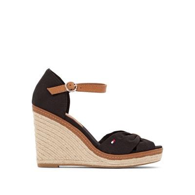 618b9b557 Elena Wedge Sandals Elena Wedge Sandals TOMMY HILFIGER