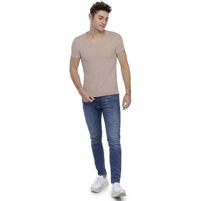 892db75f4a T-shirt col rond dégagé manches longues en modal THIERRY T-shirt col rond.  (0). RENDEZ-VOUS PARIS