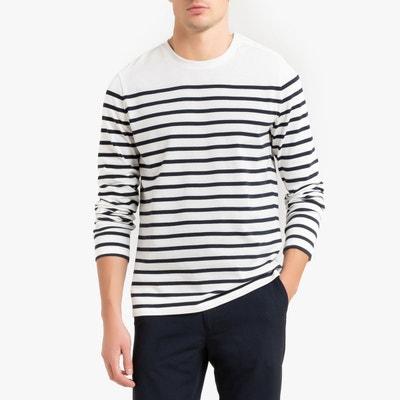 Tee shirt manche longue homme en solde | La Redoute