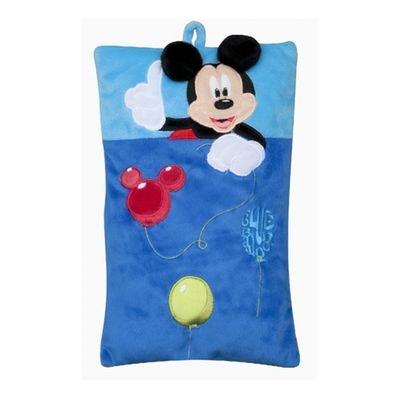 88c9006b8f9e6 Coussin en peluche très doux - Range pyjama - Collection Disney Mickey !  Coussin en peluche