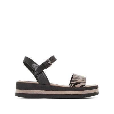 Women S Sandals Amp Wedges Leather Heeled Amp Flats La
