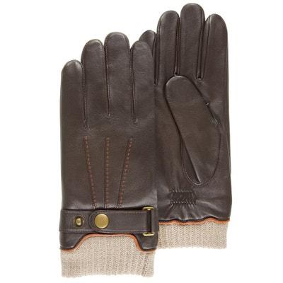 147097f8438 Gants cuir homme ISOTONER. «