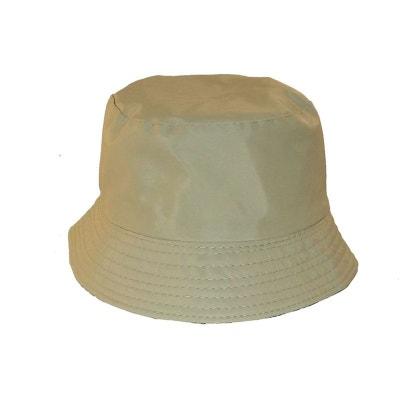 8479672fbd014 Bob de pluie satiné beige Bob de pluie satiné beige CHAPEAU-TENDANCE