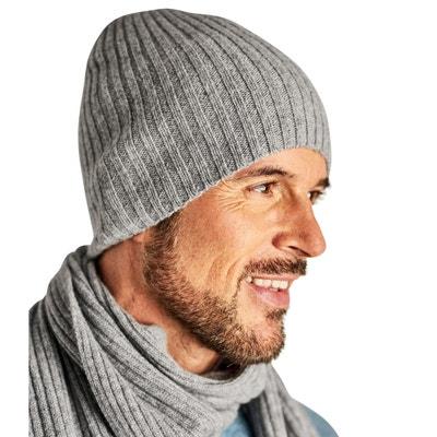 6abbd764121f Bonnet côtelé luxueux pur cachemire WOOLOVERS