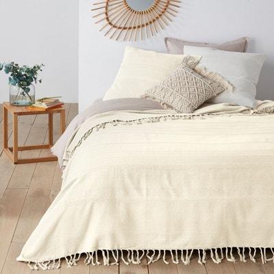 Couvre lit blanc | La Redoute