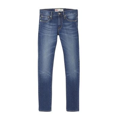 22fd1f309 Boys Jeans | Black & Blue Jeans For Boys | La Redoute