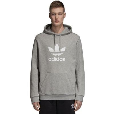 a7ea558ac2ef Sweat à capuche Trefoil adidas Originals