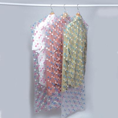 grande vente efcf9 47664 Housse plastique vêtement | La Redoute