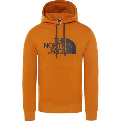 c53134f515 Light Drew Peak - Couche intermédiaire Homme - orange THE NORTH FACE