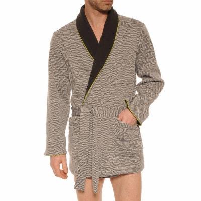 Veste col chale homme | La Redoute