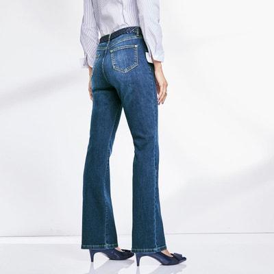 51007254708ce Jean bootcut, denim stretch ANNE WEYBURN