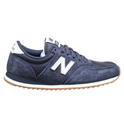 new balance bleu femme 574