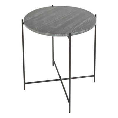 Table marbre ronde | La Redoute