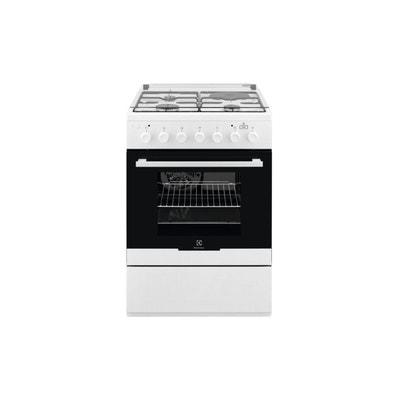 Cuisinière mixte ELECTROLUX EKM60900OW ELECTROLUX 53e22733317c