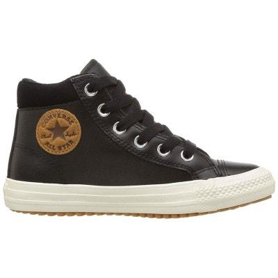 3918b72f23e4 Chaussures converse cuir