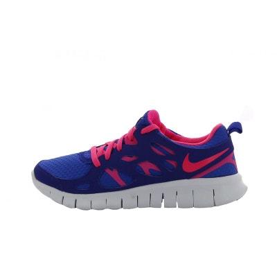 cheap for discount 6f2b0 a2fad Basket Nike Free Run 2 (GS) - 477701-401 NIKE