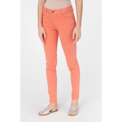 8e71aa885e63 Pantalon slim push up 5 poches Pantalon slim push up 5 poches BEST MOUNTAIN