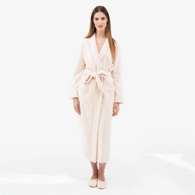 Robe De Chambre Femme Laurence Tavernier La Redoute