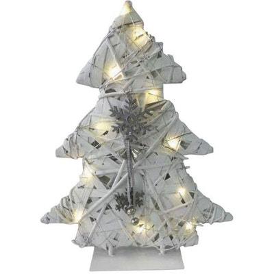 Arbre de Noël 45cm 60cm PVC Accueil Décorations Cadeaux De Noël L3B1