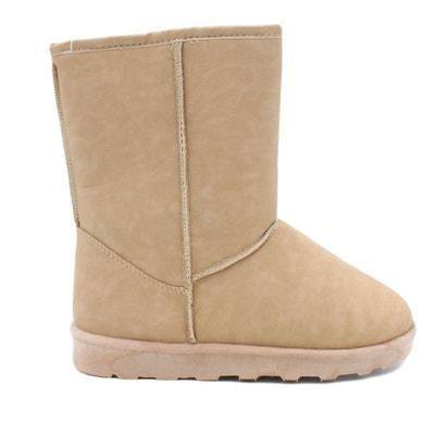 fae1db1eb3282d Boots fourrees | La Redoute