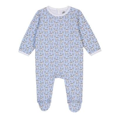 8011bdce10248 Pyjama bébé en coton bio - Imprimé Cerf Pyjama bébé en coton bio - Imprimé  Cerf
