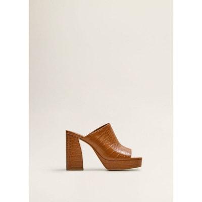 Chaussures Femme MangoLa Chaussures Femme Redoute c35ARLqj4