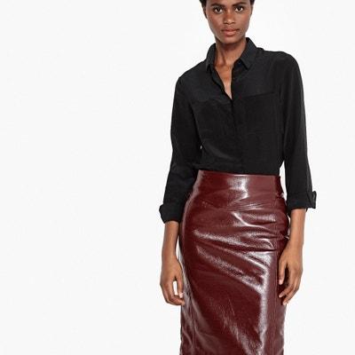 73b6e8eece Camisa negra mujer