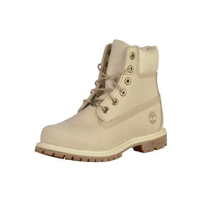 d9162f1c41c 6-inch Premium Wp Boot Junior Rouge 6-inch Premium Wp Boot Junior Rouge.  TIMBERLAND