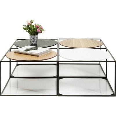 5d5040378d304 Table basse Quattro Circles 100x100cm Kare Design KARE DESIGN. «